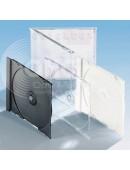 CD Tray schwarz für Jewelbox
