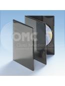 DVD-Slimbox 7mm schwarz