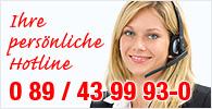 Hotline: 089 / 439993-60
